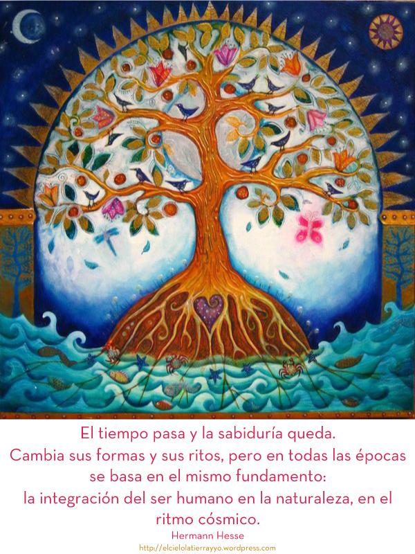 La Astrología Psicológica es un camino hacia la Integración del Hombre a la Naturaleza y al Ritmo Cósmico del Universo