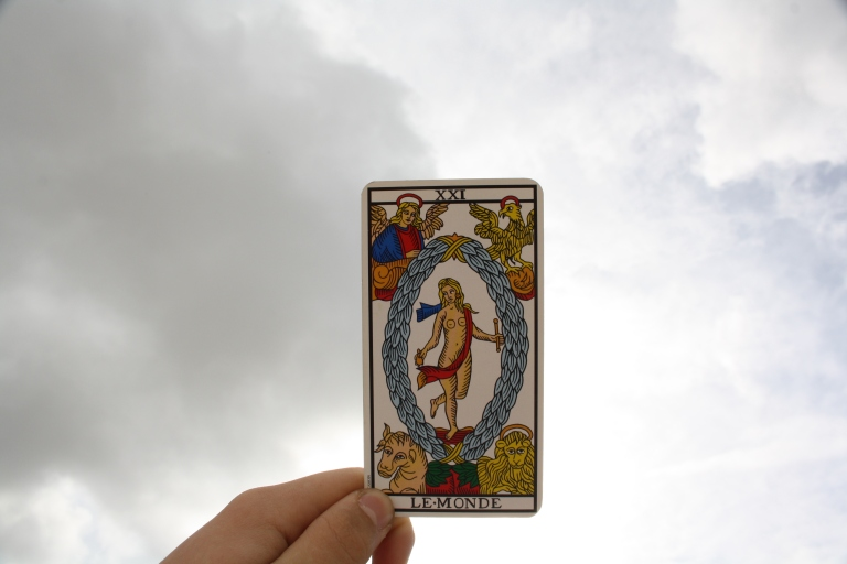 El Mundo del Tarot