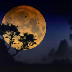 Blue Moon, Luna Azul, Astrologia