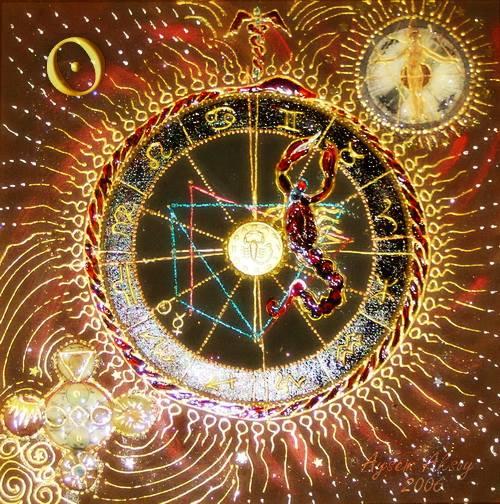 Sol entra a Escorpio - Daily Astral - Diario de Astrologia