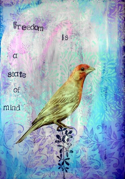Freedom is a State of Mind - Daily Astral - Diario de Astrologia