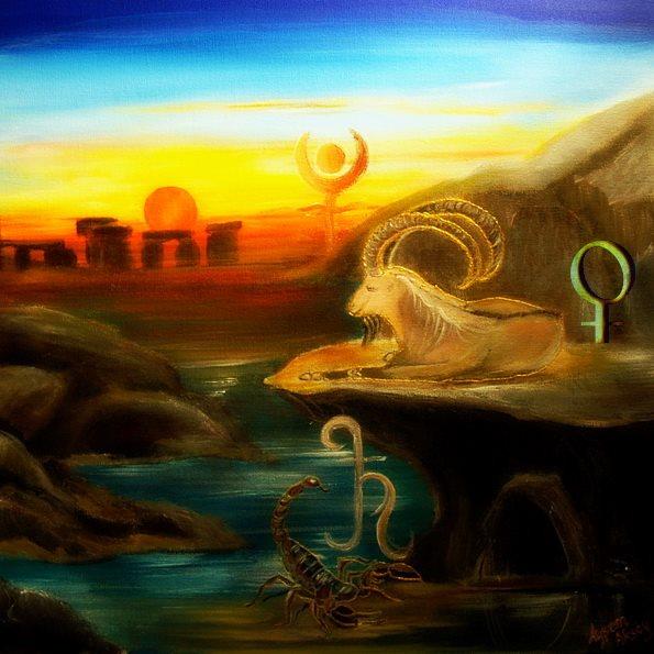 Sol en Capricornio - Daily Astral - Diario de Astrologia - Punta del Este - La Barra - Jose Ignacio