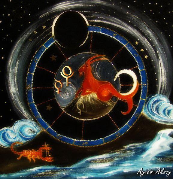 Luna Nueva en Capricornio - Año Nuevo 2014 - Daily Astral - Diario de Astrología - Punta del E