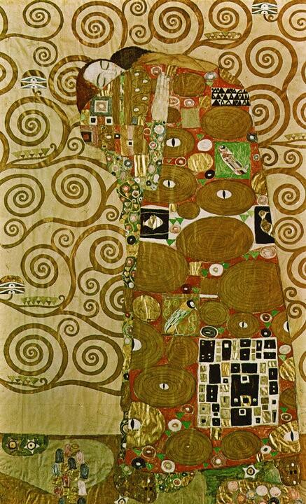 Klimt en Libra