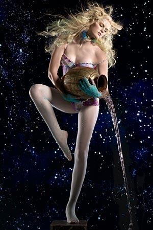 Venus en Acuario- Daily Astral - Diario de Astrologia