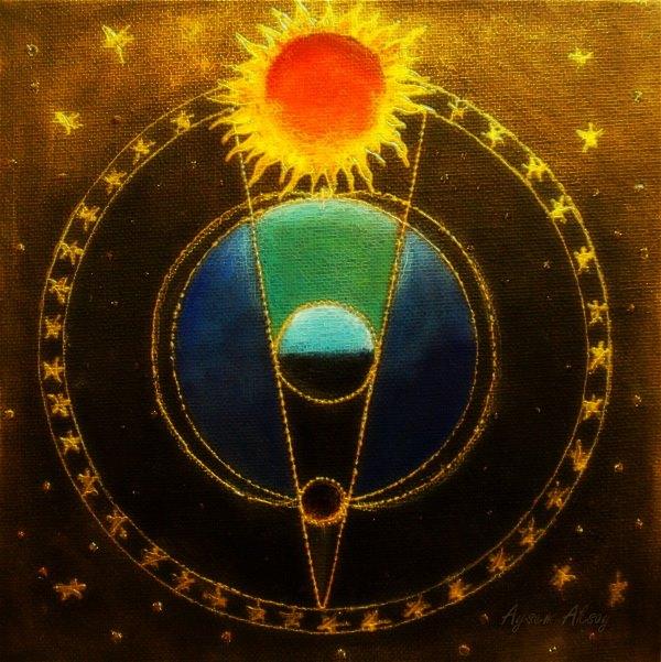 Eclipse - Abril 2014 - Daily Astral - Diario de Astrologia