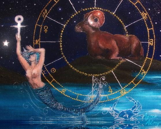 Venus en Piscis - Transitos - Astrologia Psicologica- Daily Astral - Diario de Astrologia - Argentina - Uruguay