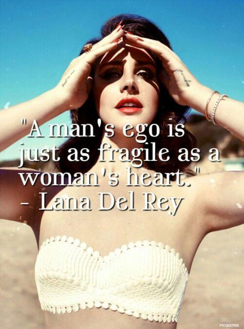 Lana del Rey - Hombre - Mujer - Man - Woman - Astrologia - Venus Marte - Ego Corazon